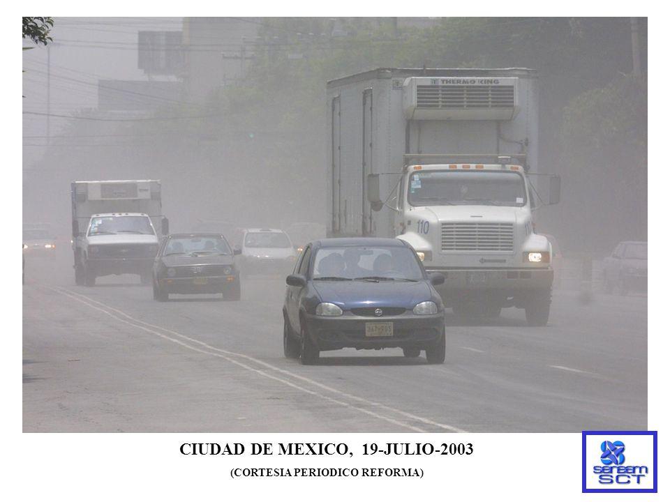 CIUDAD DE MEXICO, 19-JULIO-2003 (CORTESIA PERIODICO REFORMA)