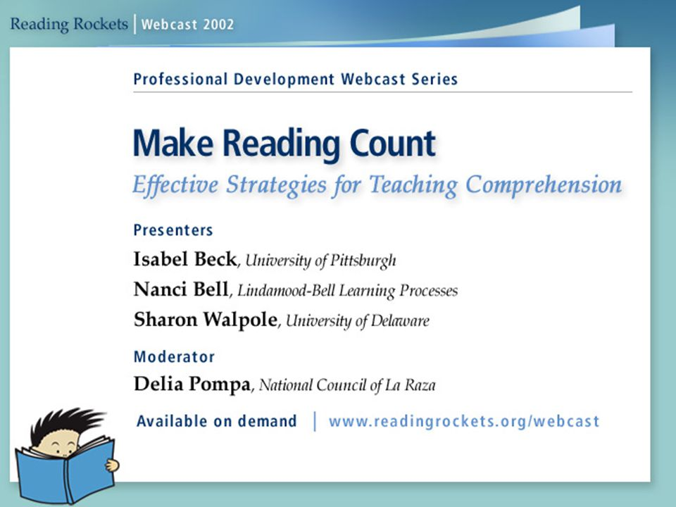 Make Reading Count
