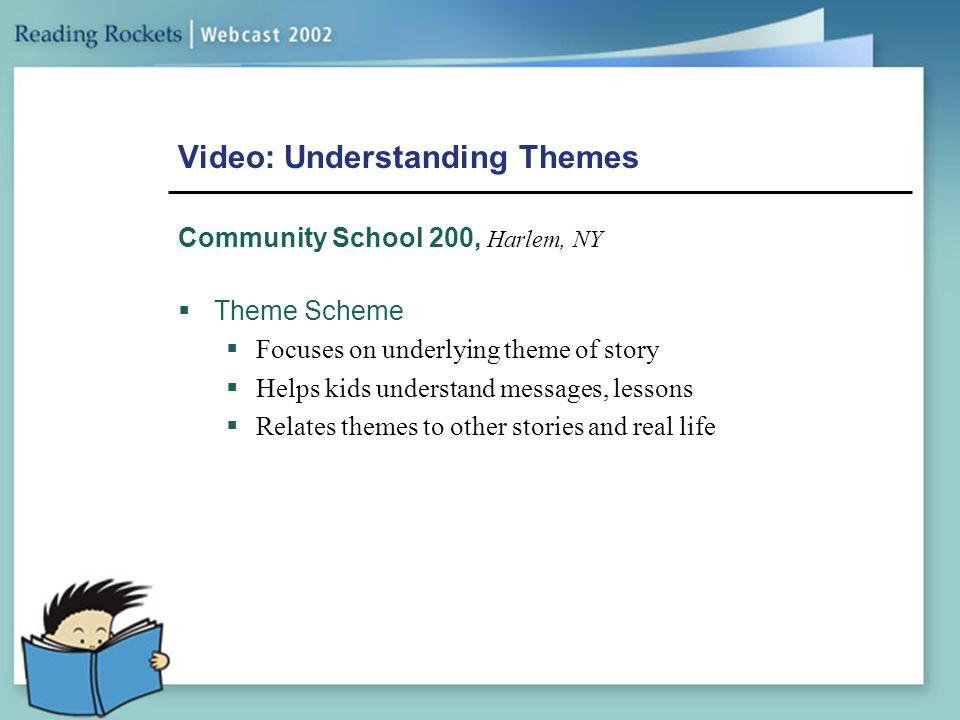 Video: Understanding Themes