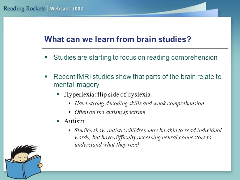 What can we learn from brain studies