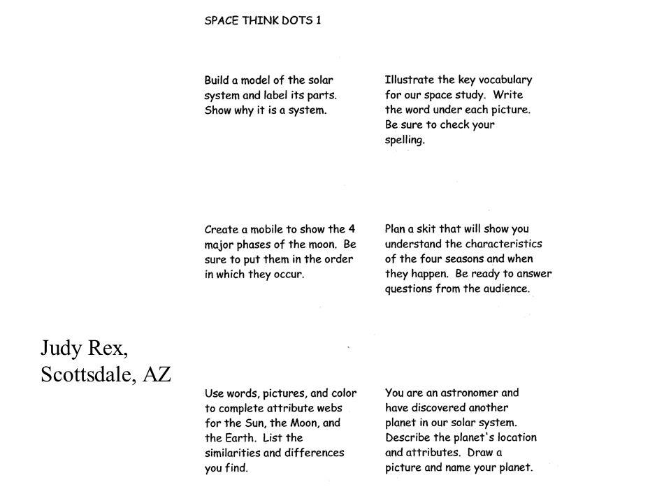 Judy Rex, Scottsdale, AZ