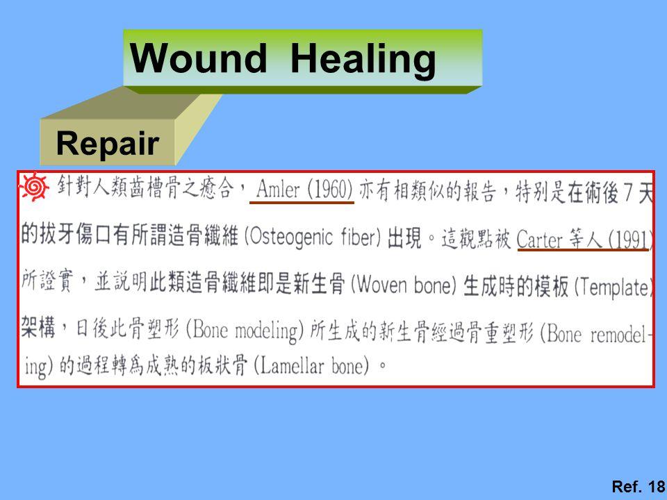 Wound Healing Repair Ref. 18