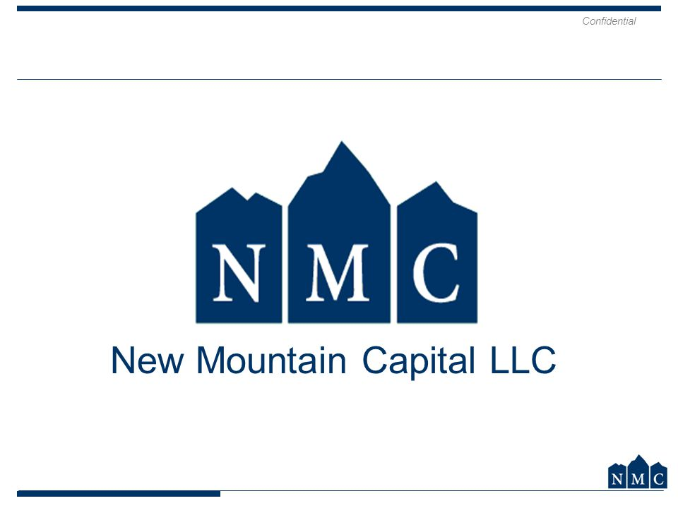 New Mountain Capital LLC