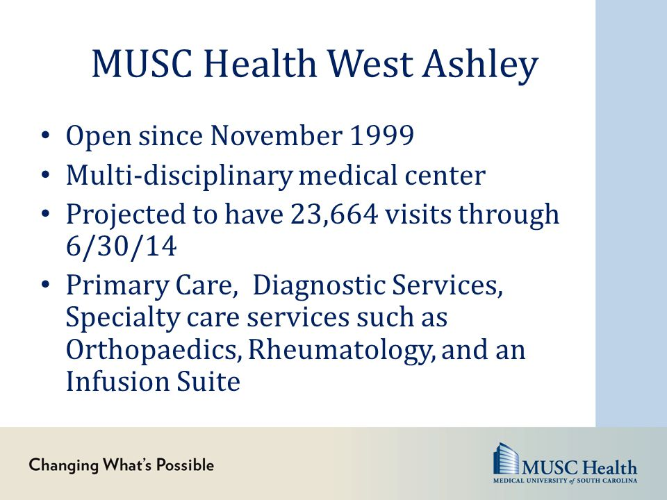 MUSC Health West Ashley
