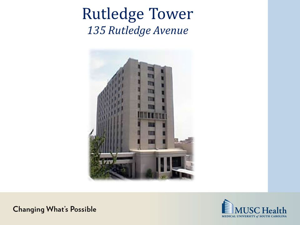 Rutledge Tower 135 Rutledge Avenue