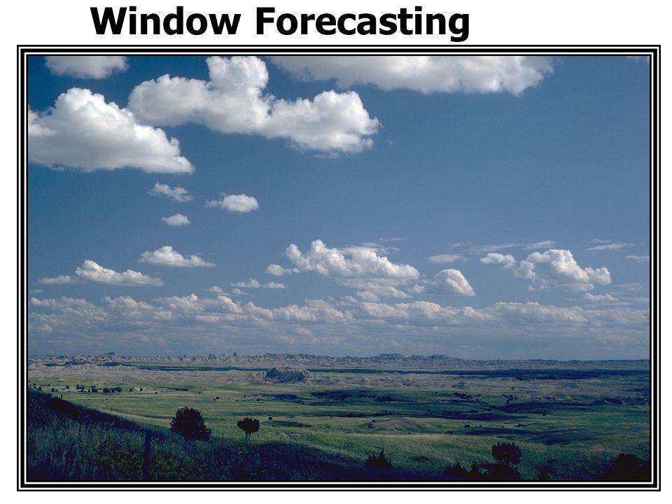 Window Forecasting