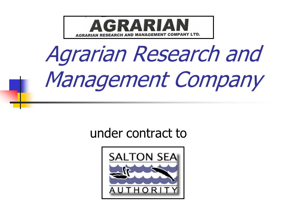 Agrarian Research and Management Company