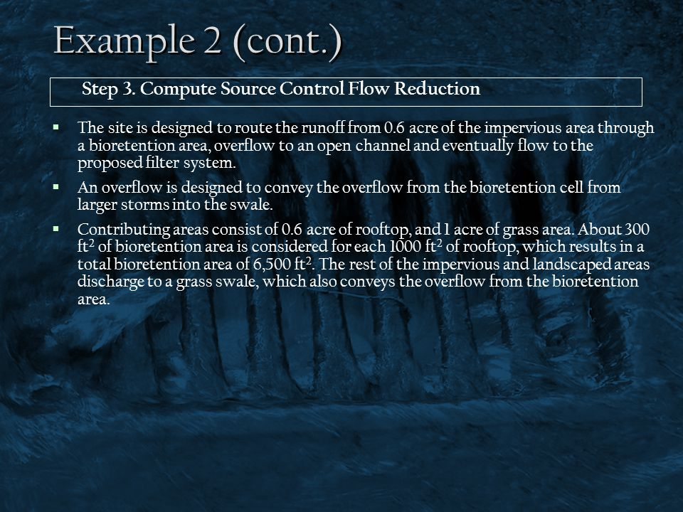 Example 2 (cont.) Step 3. Compute Source Control Flow Reduction