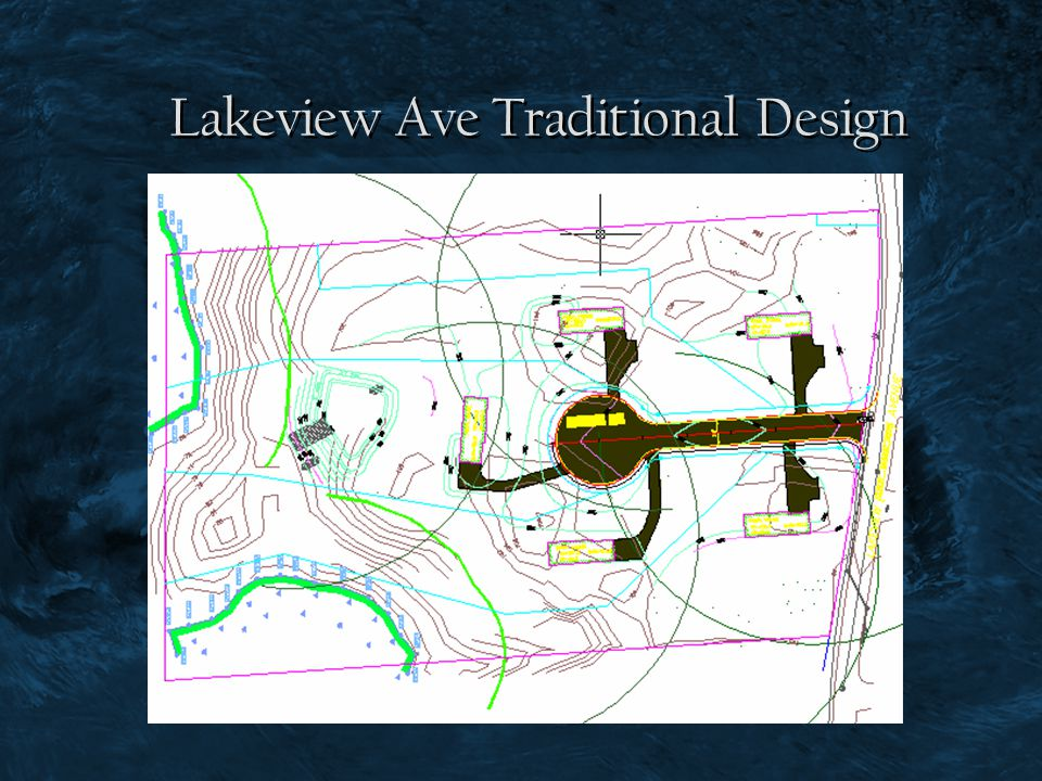 Lakeview Ave Traditional Design