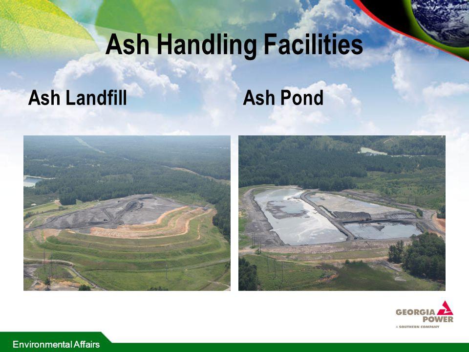 Ash Handling Facilities