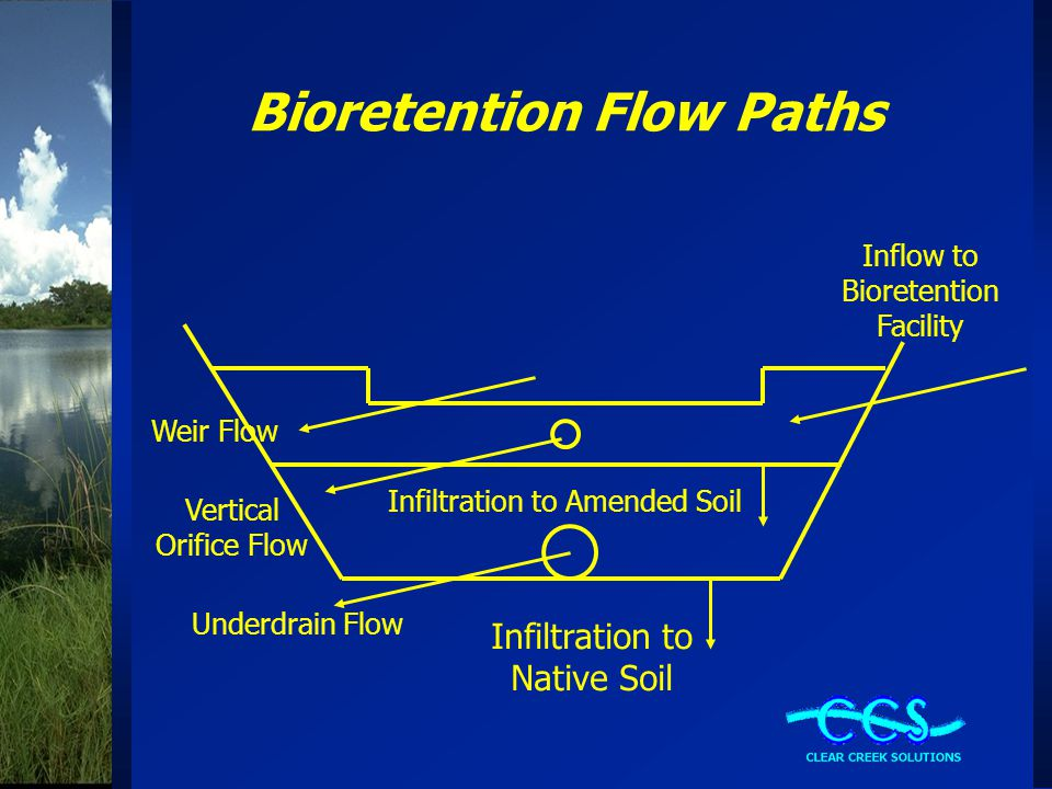 Bioretention Flow Paths