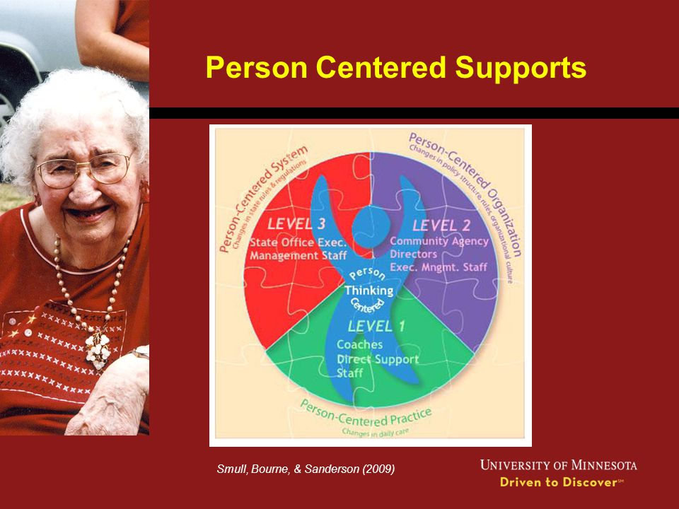 Person Centered Supports