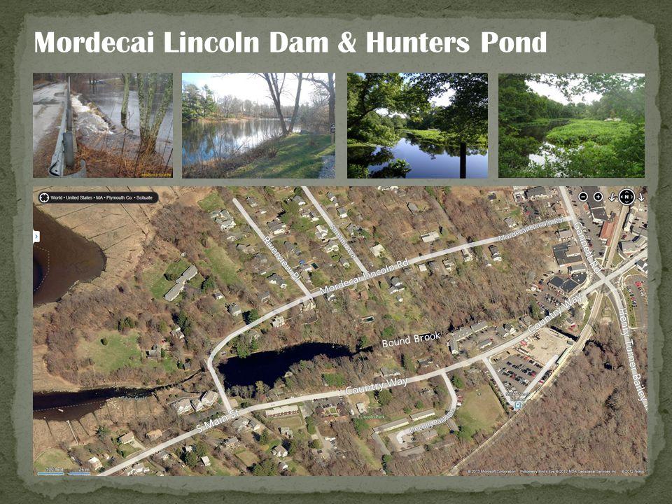 Mordecai Lincoln Dam & Hunters Pond