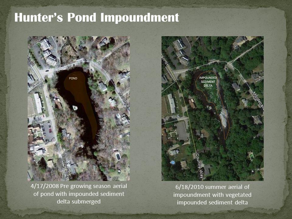Hunter's Pond Impoundment