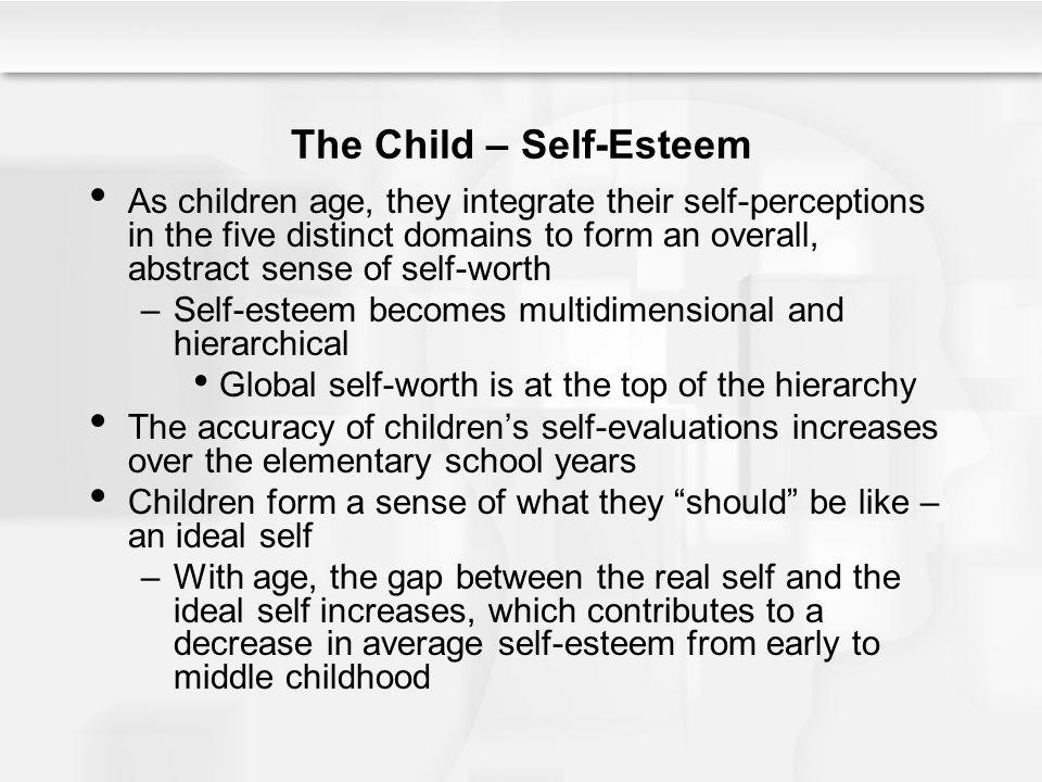 The Child – Self-Esteem