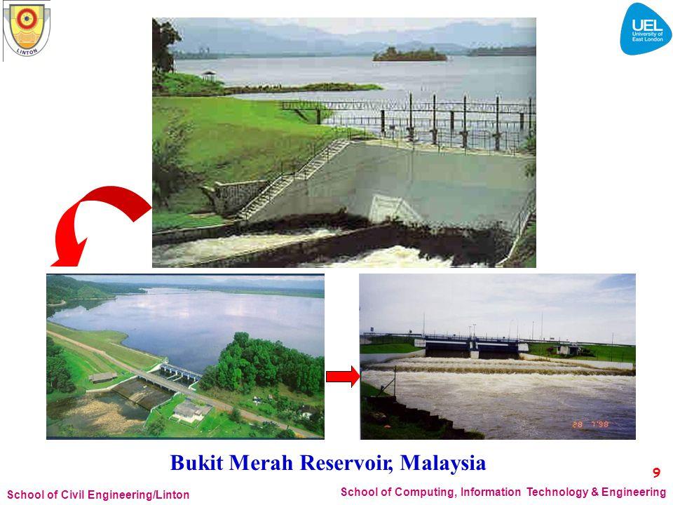 Bukit Merah Reservoir, Malaysia