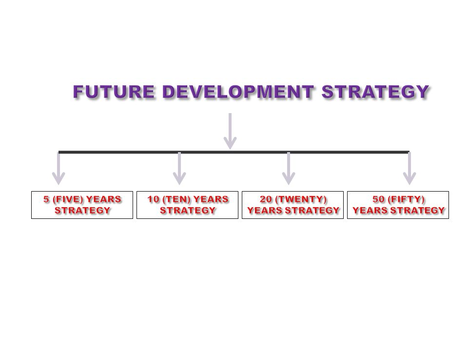 FUTURE Development STRATEGY