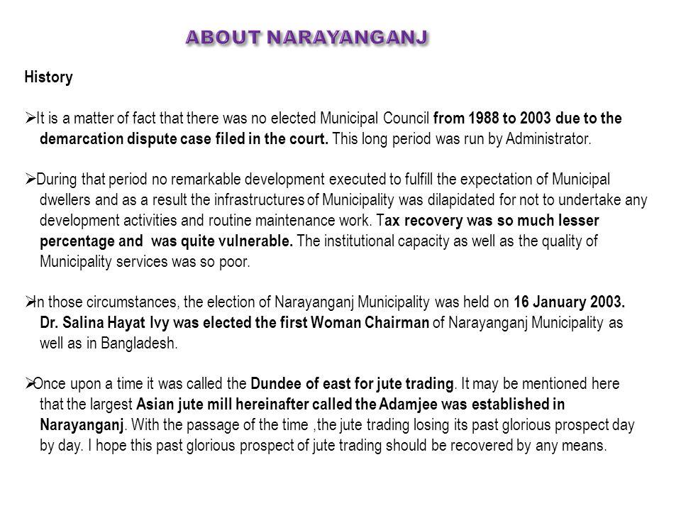 About narayanganj History