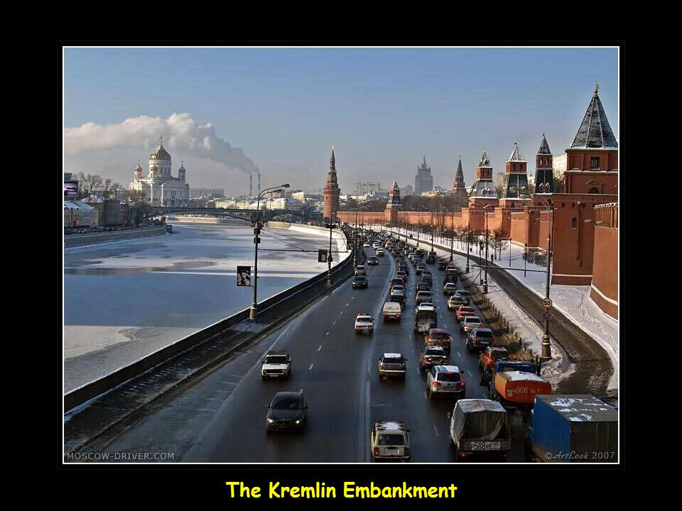 The Kremlin Embankment