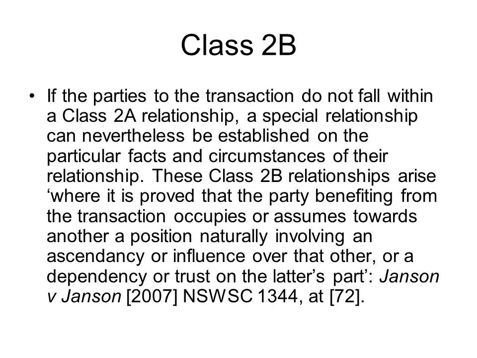 Class 2B
