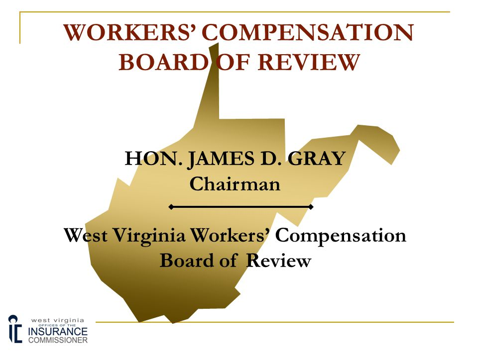 WORKERS' COMPENSATION BOARD OF REVIEW