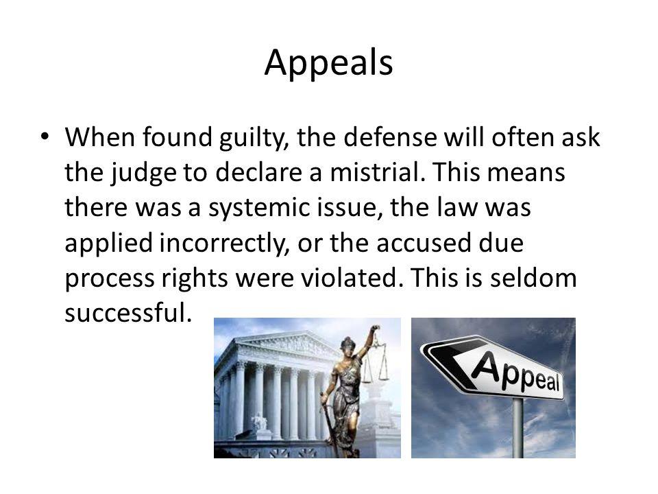Appeals