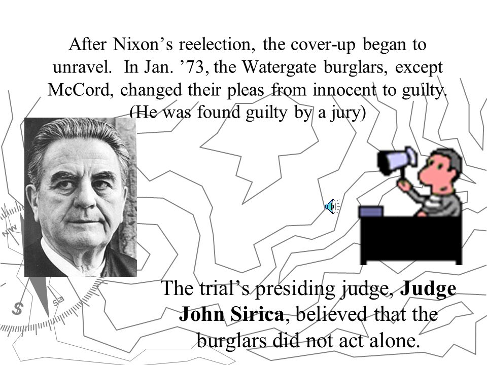 After Nixon's reelection, the cover-up began to unravel. In Jan