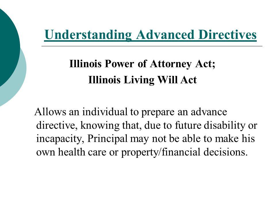 Understanding Advanced Directives