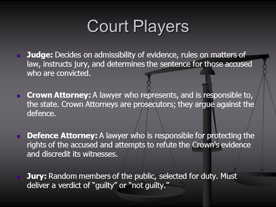 Court Players