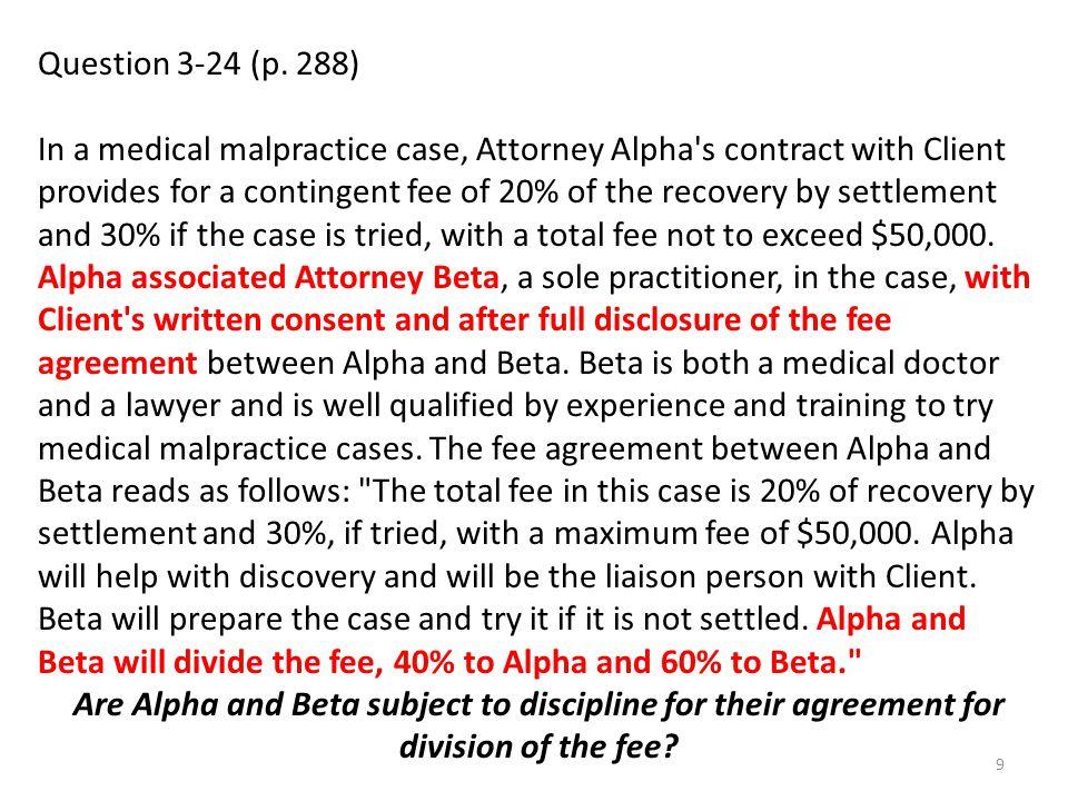Question 3-24 (p. 288)