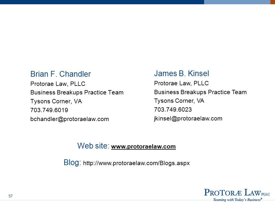 Web site: www.protoraelaw.com