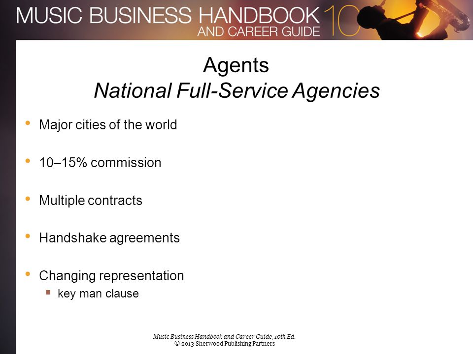 Agents National Full-Service Agencies
