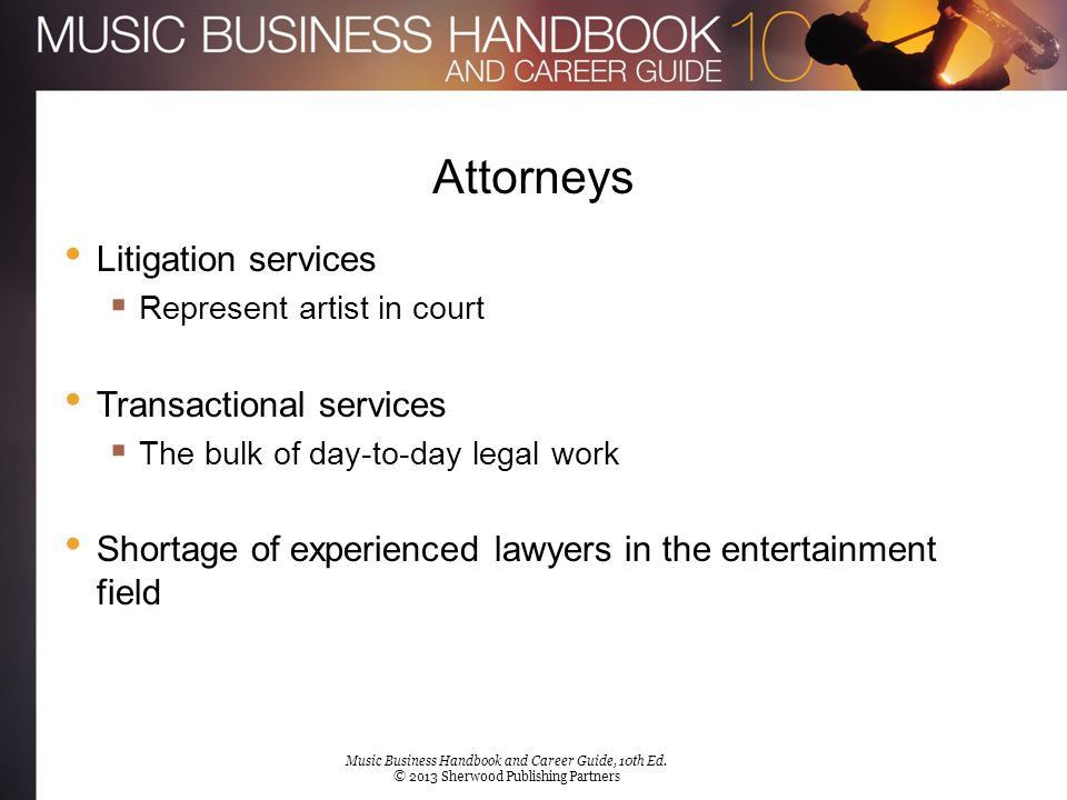 Attorneys Litigation services Transactional services
