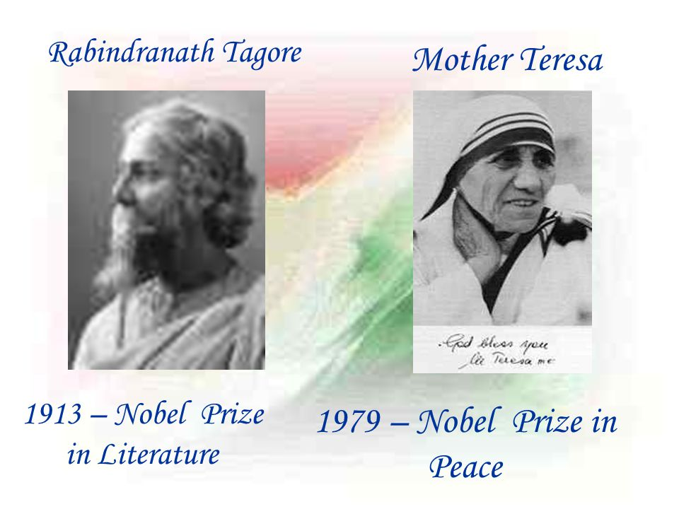 1913 – Nobel Prize in Literature