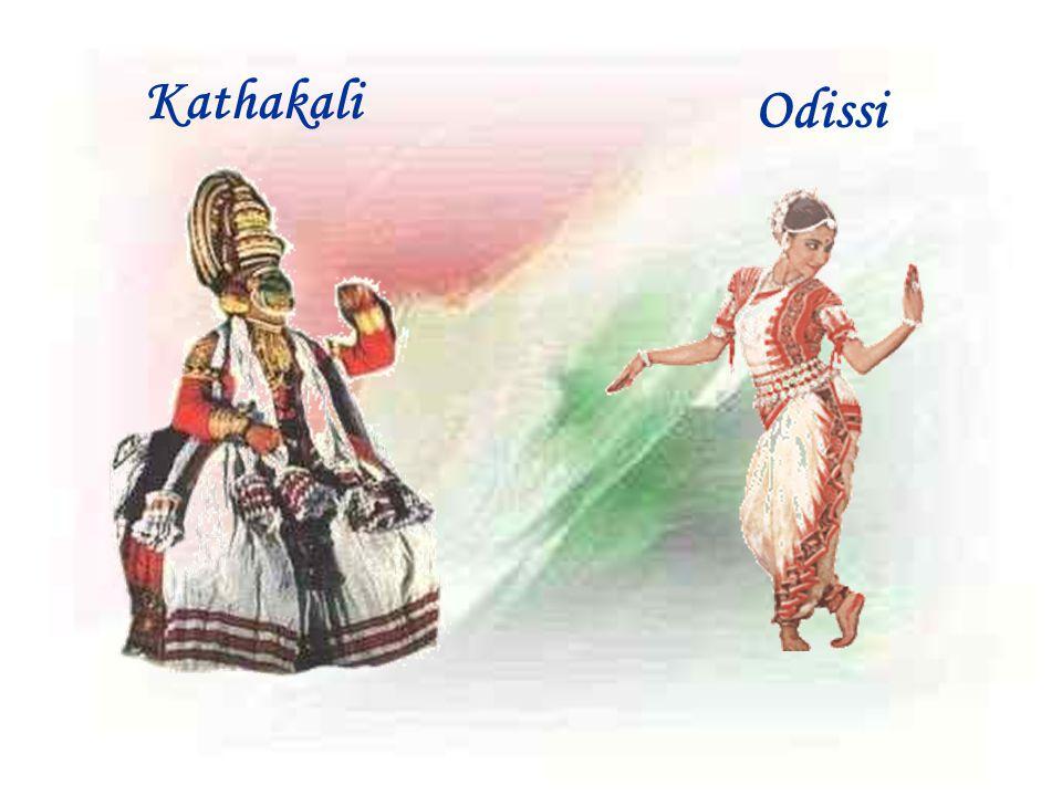 Kathakali Odissi