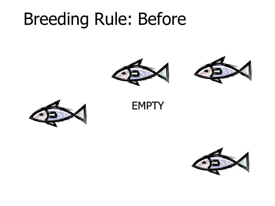 Breeding Rule: Before EMPTY 10
