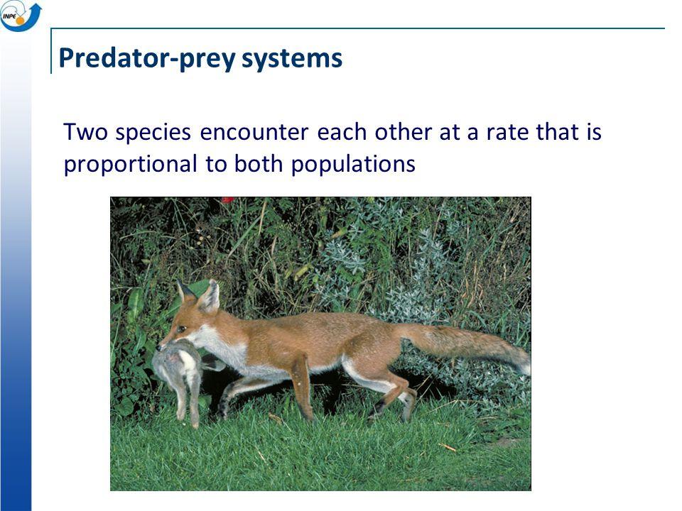 Predator-prey systems