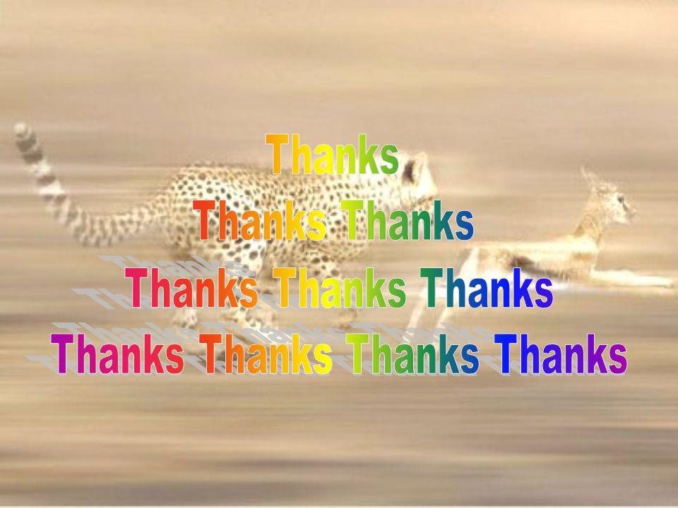 Thanks Thanks Thanks Thanks