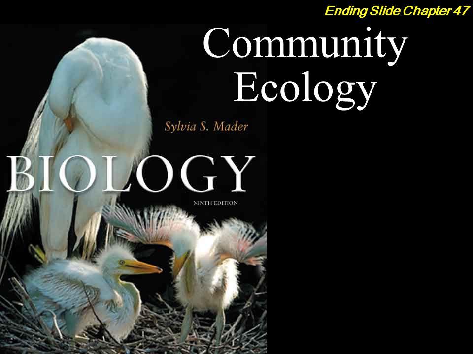 Biology, 9th ed, Sylvia Mader