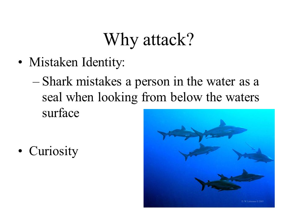 Why attack Mistaken Identity: