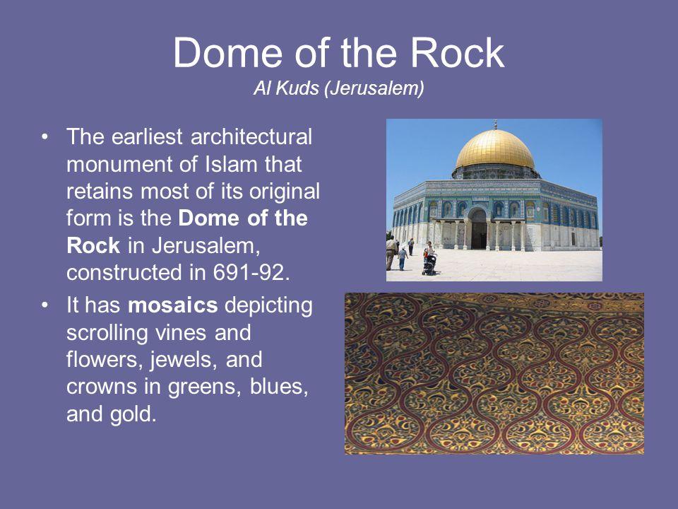 Dome of the Rock Al Kuds (Jerusalem)