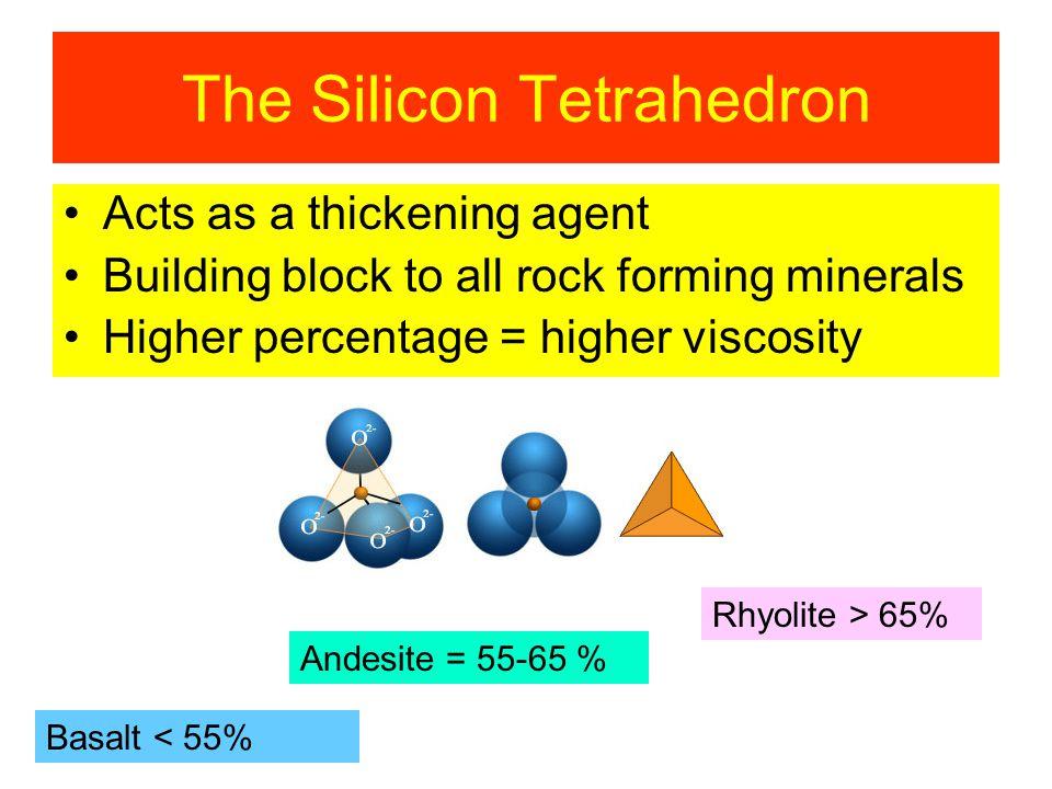 The Silicon Tetrahedron