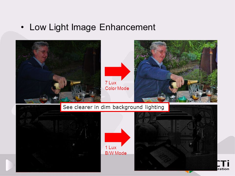 Low Light Image Enhancement