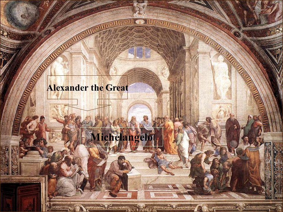 Alexander the Great Michelangelo