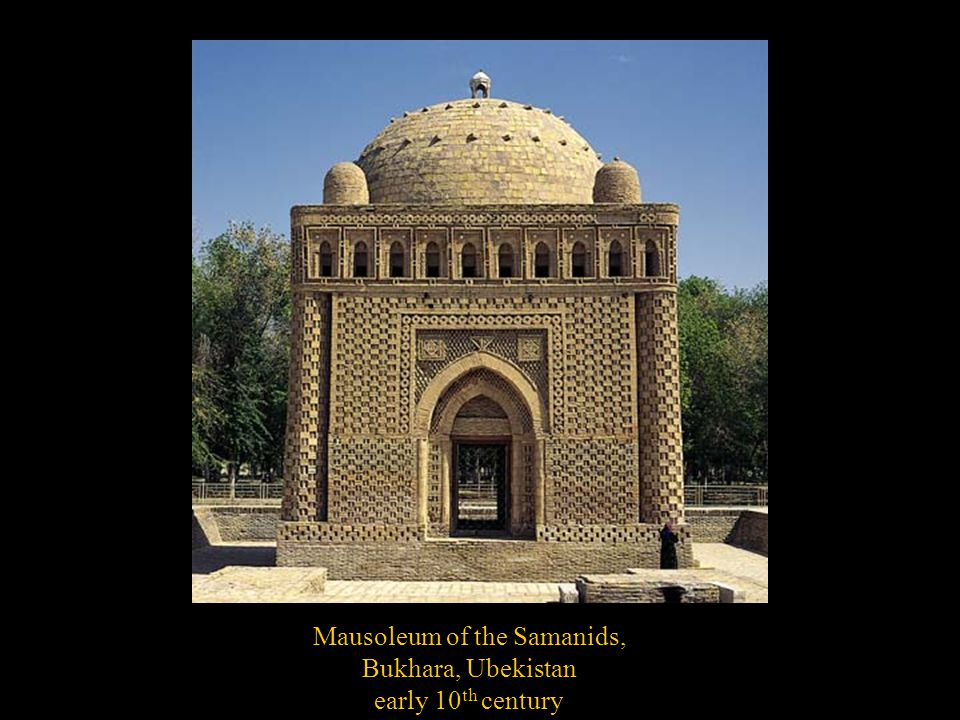 Mausoleum of the Samanids,