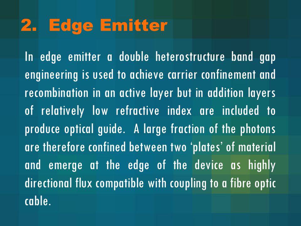 2. Edge Emitter