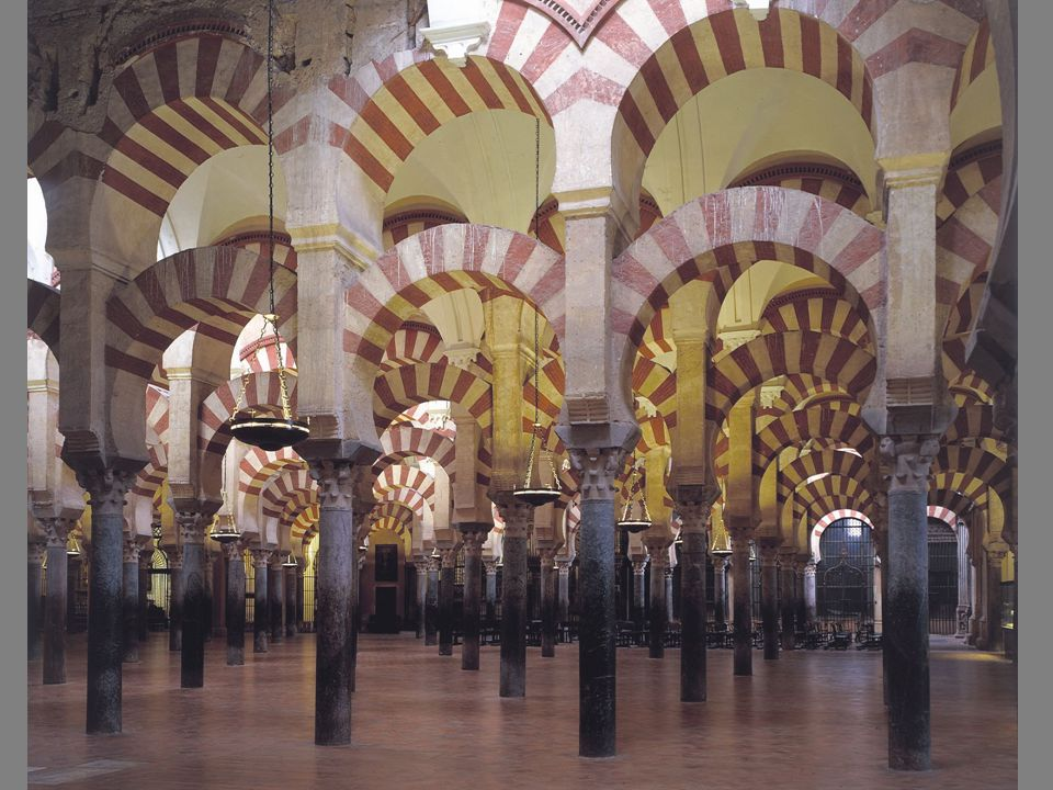 Maqsura screen of the Córdoba Mosque