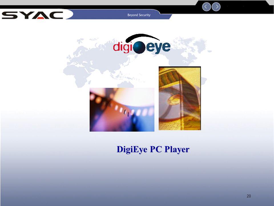DigiEye PC Player