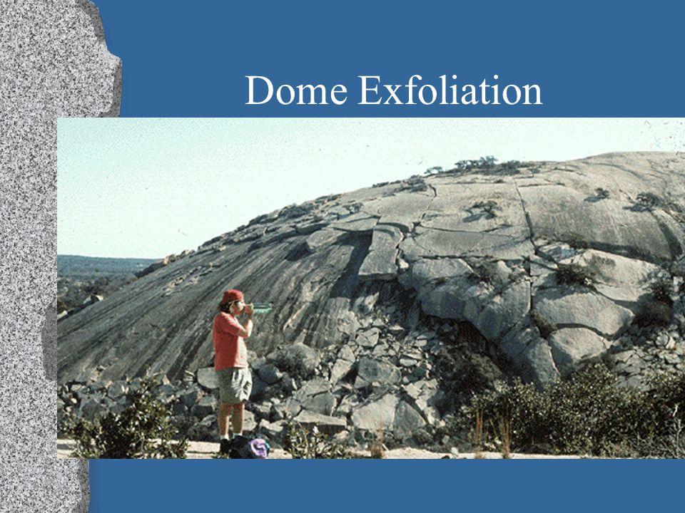 Dome Exfoliation