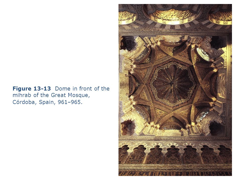 Figure 13-13 Dome in front of the